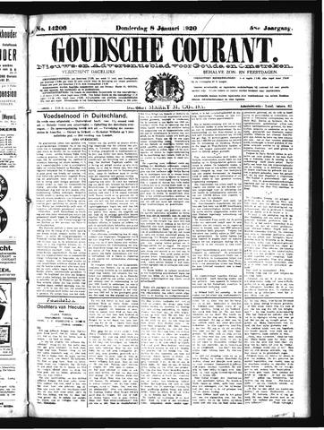 Goudsche Courant 1920-01-08