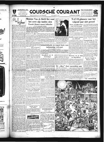 Goudsche Courant 1952-11-29