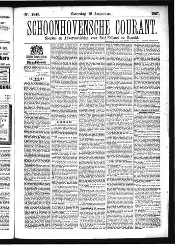 Schoonhovensche Courant 1907-08-10