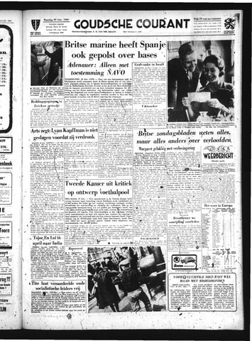 Goudsche Courant 1960-02-29