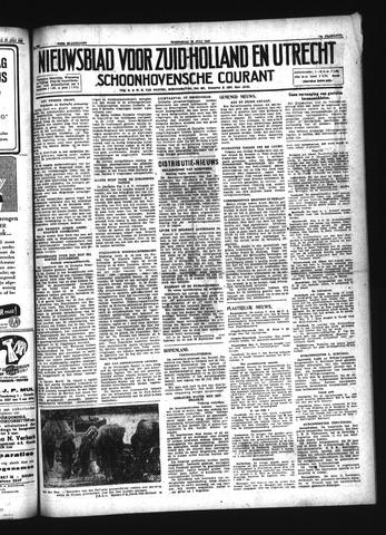Schoonhovensche Courant 1942-07-29