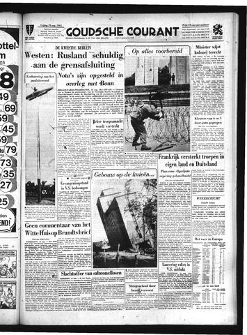 Goudsche Courant 1961-08-18