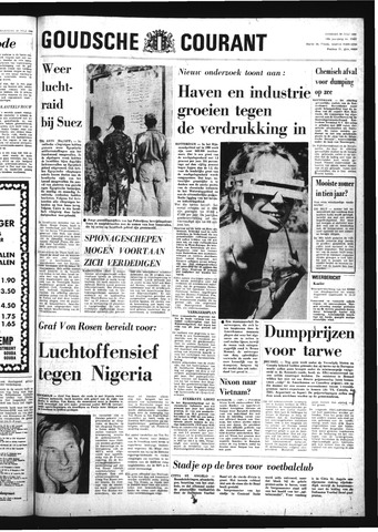 Goudsche Courant 1969-07-29