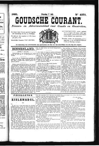 Goudsche Courant 1891-07-07