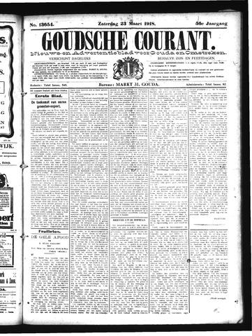 Goudsche Courant 1918-03-23