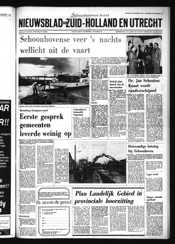 Schoonhovensche Courant 1975-12-08