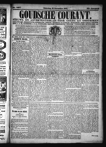 Goudsche Courant 1921-12-31
