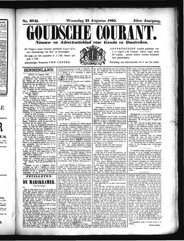 Goudsche Courant 1895-08-21