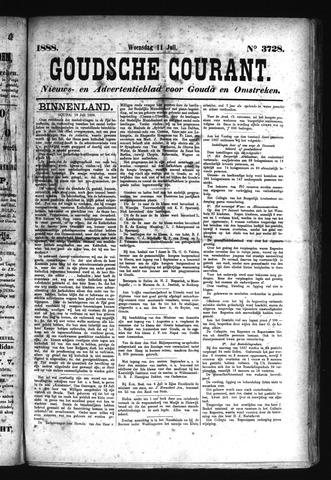 Goudsche Courant 1888-07-11