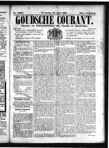Goudsche Courant 1901-04-24