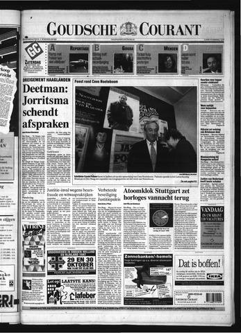 Goudsche Courant 1997-10-25