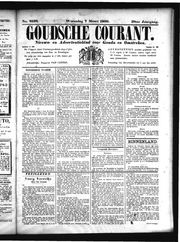 Goudsche Courant 1900-03-07