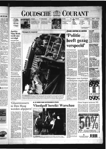 Goudsche Courant 2001-07-31