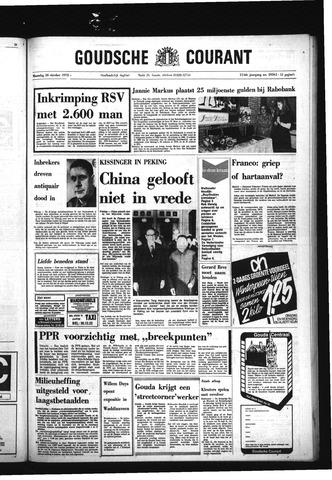 Goudsche Courant 1975-10-20