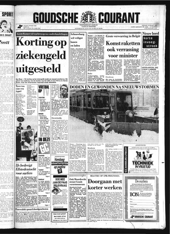 Goudsche Courant 1985-03-19