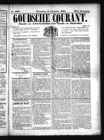 Goudsche Courant 1900-11-14