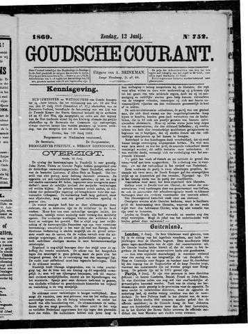 Goudsche Courant 1869-06-13