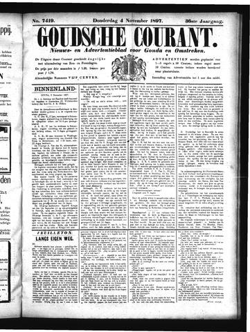 Goudsche Courant 1897-11-04