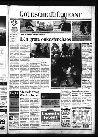 Goudsche Courant 2000-03-17