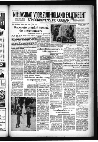 Schoonhovensche Courant 1955-06-13