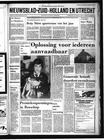 Schoonhovensche Courant 1978-01-09