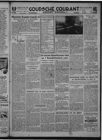 Goudsche Courant 1949-02-12