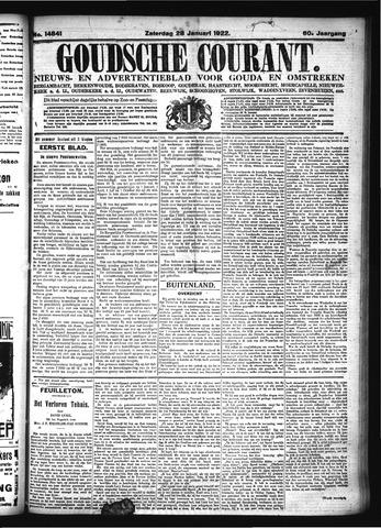 Goudsche Courant 1922-01-28