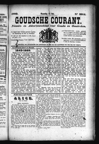 Goudsche Courant 1889-05-13