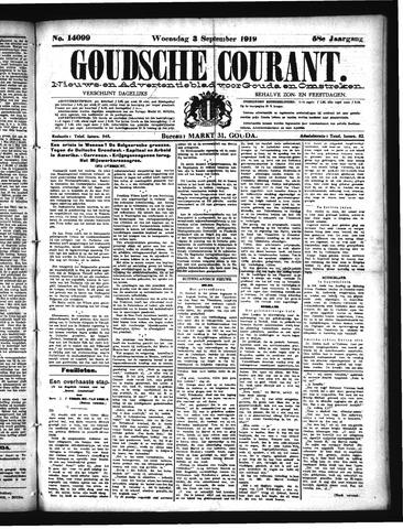 Goudsche Courant 1919-09-03