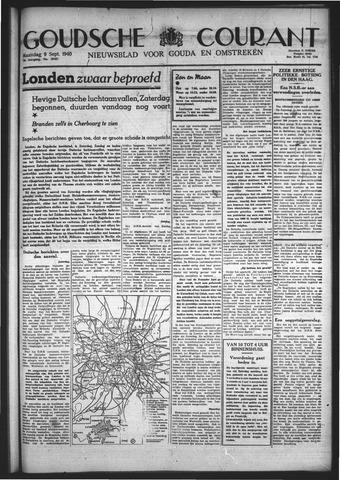 Goudsche Courant 1940-09-09