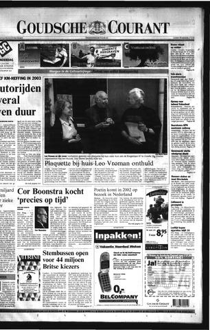 Goudsche Courant 2001-06-07