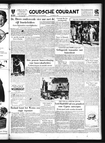 Goudsche Courant 1956-07-13