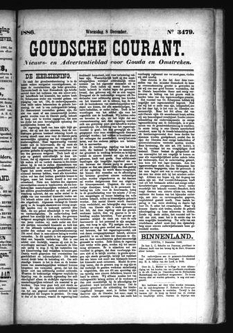 Goudsche Courant 1886-12-08