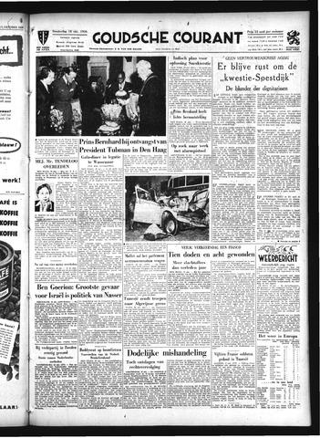 Goudsche Courant 1956-10-18