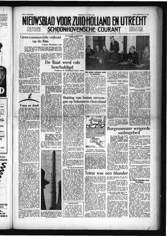 Schoonhovensche Courant 1953-10-30