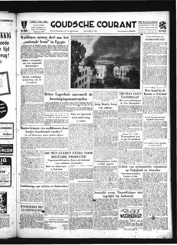Goudsche Courant 1952-02-01