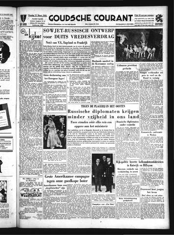Goudsche Courant 1952-03-11