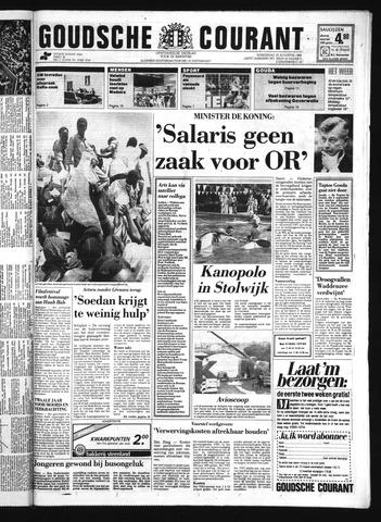 Goudsche Courant 1988-08-25