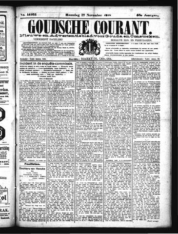 Goudsche Courant 1919-11-17