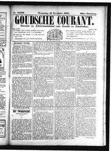 Goudsche Courant 1907-11-13