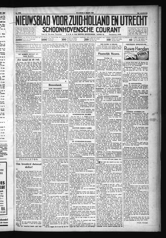 Schoonhovensche Courant 1931-03-09