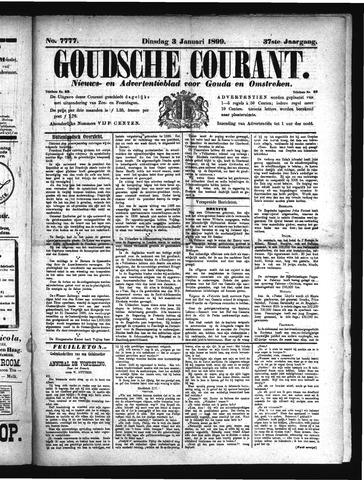 Goudsche Courant 1899-01-03