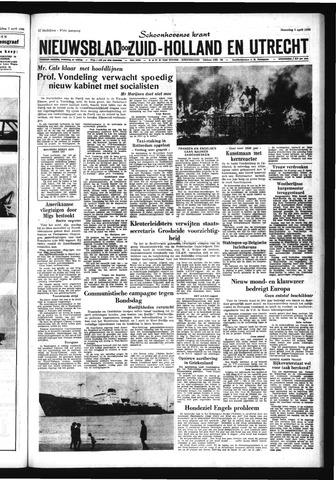 Schoonhovensche Courant 1965-04-05
