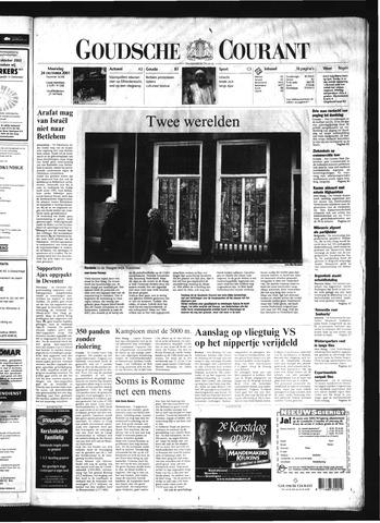 Goudsche Courant 2001-12-24