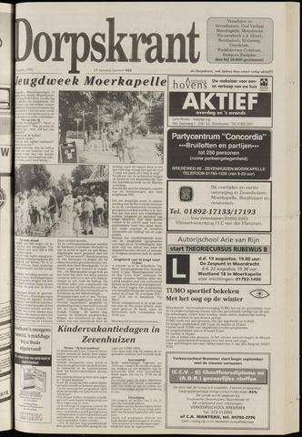 Dorpskrant 1991-08-14