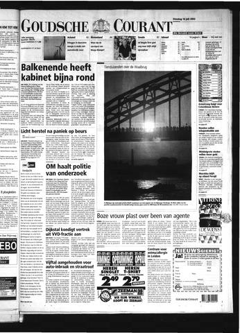Goudsche Courant 2002-07-16