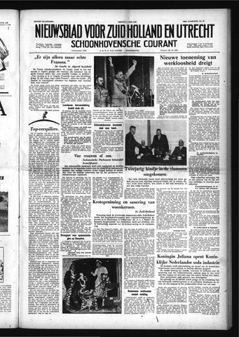 Schoonhovensche Courant 1958-06-06