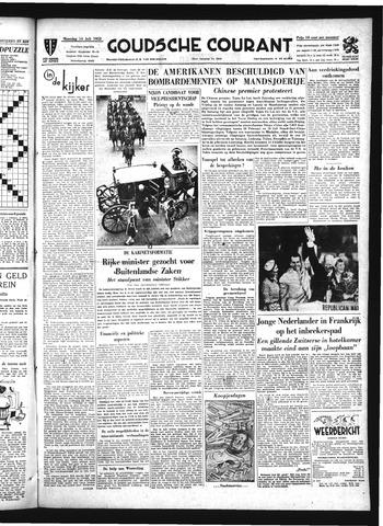 Goudsche Courant 1952-07-14