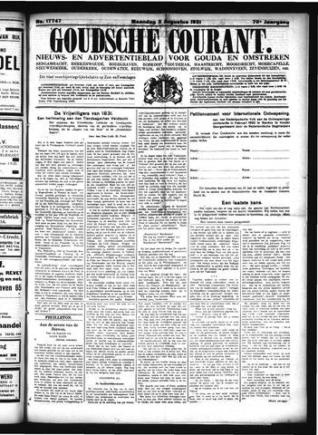 Goudsche Courant 1931-08-03