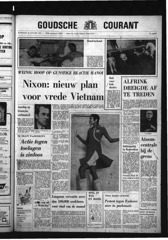 Goudsche Courant 1972-01-26